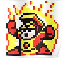heat man Poster