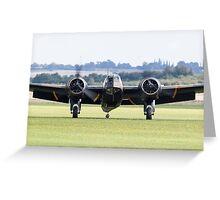RAF Bristol Blenheim Greeting Card