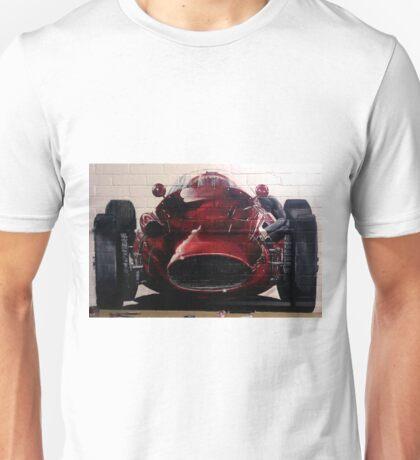 Maserati 250F Unisex T-Shirt