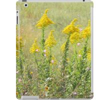 Guess What's Blooming? GOLDENROD! iPad Case/Skin