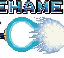 KAMEHAMEHA!!! by PIPU