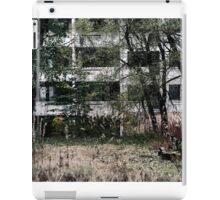 10.10.2014: Abandoned Bench iPad Case/Skin