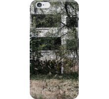 10.10.2014: Abandoned Bench iPhone Case/Skin