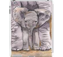 Elephant Mother's Love iPad Case/Skin