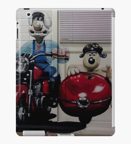 Wallace & Grommit iPad Case/Skin