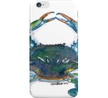 Maryland Blue Crab iPhone Case/Skin