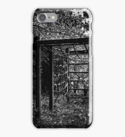 10.10.2014: Abandoned Playground II iPhone Case/Skin