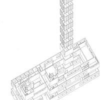 axonometric explosion by architectureIT