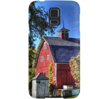 Barn and Out-Buildings Brunner Family Farm Samsung Galaxy Case/Skin