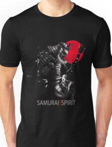Samurai Rock Spirit Unisex T-Shirt