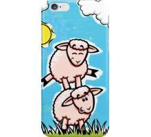 HeinyR- Sheep Friends iPhone Case/Skin