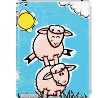 HeinyR- Sheep Friends iPad Case/Skin
