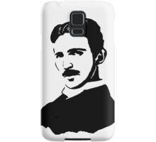 Nikola Tesla Stencil Samsung Galaxy Case/Skin