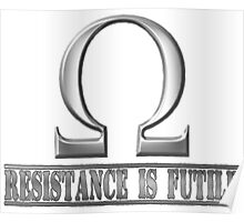 Resistance is Futile! Poster