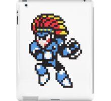 tomahawk man iPad Case/Skin