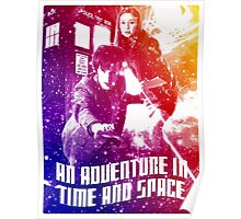 An Adventure in Time and Space Poster