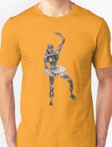Cute Cylon Ballerina T-Shirt