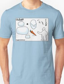 Build a snowman T-Shirt