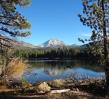 The Beauty of Lassen Volcanic National Park by KristinaL