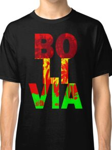 Bolivia Palms Classic T-Shirt