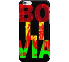 Bolivia Palms iPhone Case/Skin