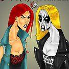 Death Metal Vs. Black Metal: Battle Of The Metals by MetalheadMerch