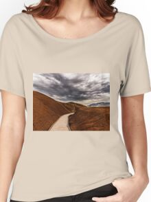 Walking the Red Hill Women's Relaxed Fit T-Shirt