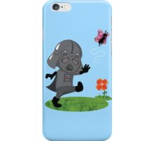 Star Wars babies - inspired by Darth Vader iPhone Case/Skin