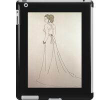Wedding Dress No 4 iPad Case/Skin