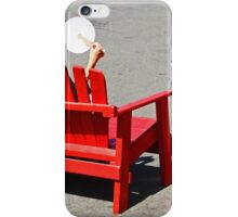 Fan To See iPhone Case/Skin