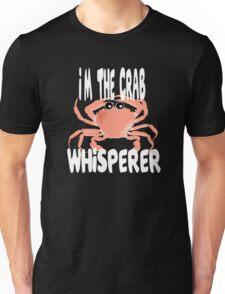 Crab Whisperer Unisex T-Shirt