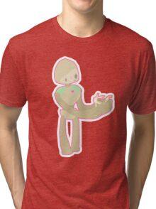 Robot Love Tri-blend T-Shirt