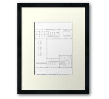 details' plant Framed Print