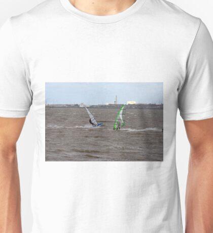Wind surfing 05 Unisex T-Shirt