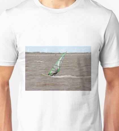 Wind surfing 07 Unisex T-Shirt