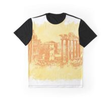 Whispers from the Past - Rome Graphic T-Shirt