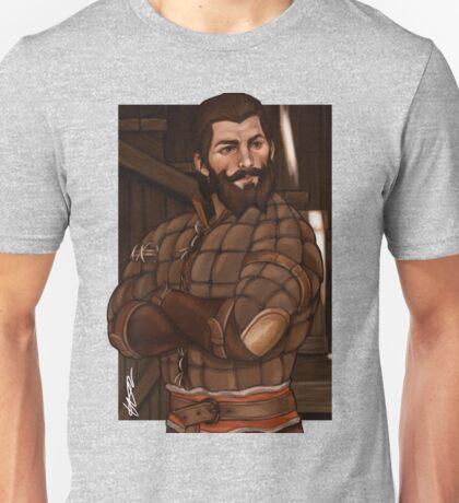 Dragon Age Inquisition Blackwall/Thom Unisex T-Shirt
