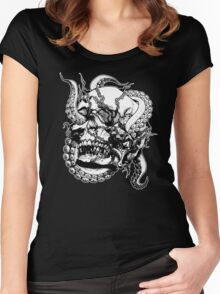 Post Mortem Women's Fitted Scoop T-Shirt