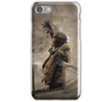 Will They All Come Back ?? BW iPhone Case/Skin
