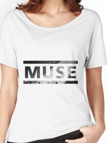 Muse Logo Women's Relaxed Fit T-Shirt