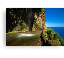 Paradise Land - Nature Photography Canvas Print
