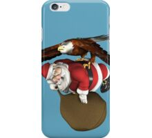 Santa Claus Will Have Some Delay iPhone Case/Skin