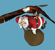 Santa Claus Will Have Some Delay by Mythos57