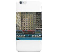 hotel suburbia 2 iPhone Case/Skin