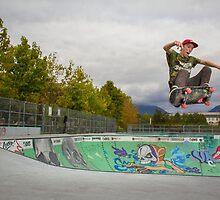 Skateboarding life by Bojana  Stankovic