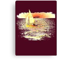 Sailing Lake Ontario Canvas Print