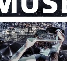 Muse Live Sticker