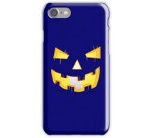 Pumpkin O' Lantern iPhone Case/Skin