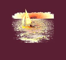 Sailing Lake Ontario Unisex T-Shirt