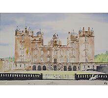 Drumlanrig Castle Photographic Print
